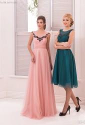 Вечернее платья 16-493