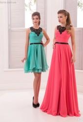 Вечернее платья 16-495