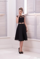 Вечернее платья 16-496