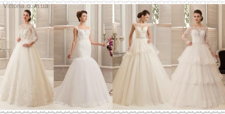 Свадебная коллекция «Lady Bianco» 2016