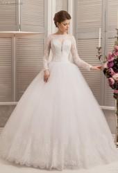 Свадебное платье Модель 16-539
