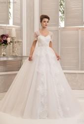 Свадебное платье Модель 16-544