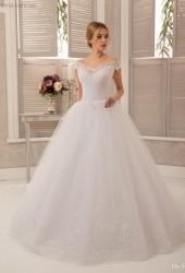 Свадебное платье Модель 16-545