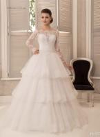Свадебное платье Модель 16-573