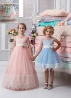 Детское платье 17-641
