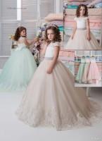 Детское платье 17-648