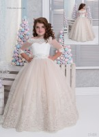 Детское платье 17-654