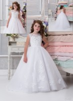Детское платье 17-655