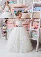 Детское платье 17-658