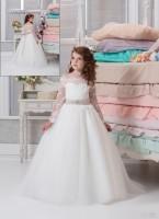 Детское платье 17-663