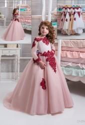 Детское платье 17-672