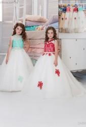 Детское платье 17-675