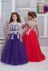 Детское платье 17-676