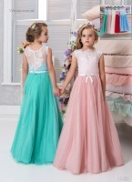 Детское платье 17-680