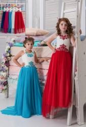 Детское платье 17-681