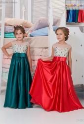 Детское платье 17-684
