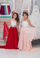 Детское платье 17-685