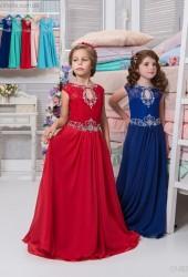 Детское платье 17-686