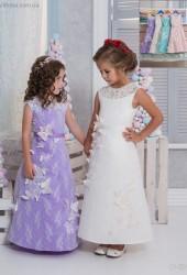 Детское платье 17-687