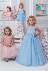 Детское платье 17-689