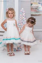 Детское платье 17-690