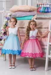 Детское платье 17-693