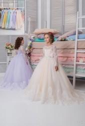 Детское платье 17-695