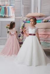 Детское платье 17-696