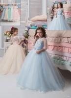 Детское платье 17-706