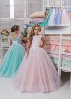 Детское платье 17-707