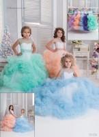 Детское платье 17-712