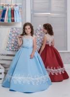 Детское платье 17-717