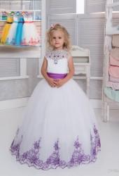 Детское платье 17-722