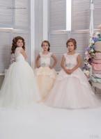 Детское платье 17-728