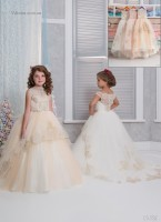 Детское платье 17-729