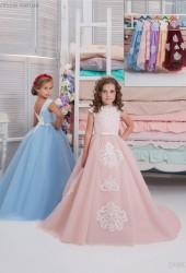 Детское платье 17-731