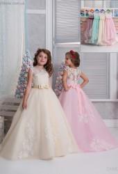 Детское платье 17-733