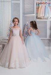 Детское платье 17-734