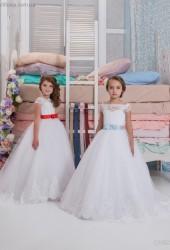 Детское платье 17-735
