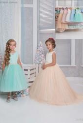 Детское платье 17-736