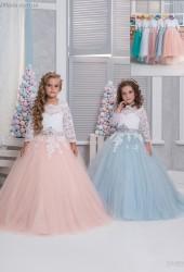 Детское платье 17-737