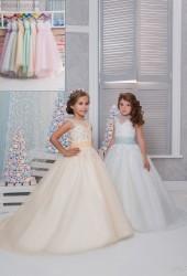 Детское платье 17-739
