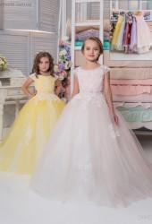 Детское платье 17-740