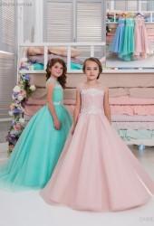 Детское платье 17-741