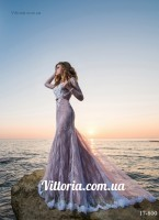 Вечернее платье 17-800