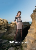 Вечернее платье 17-802