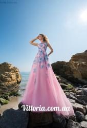 Вечернее платье 17-807