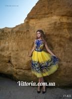Вечернее платье 17-822