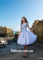 Вечернее платье 17-823