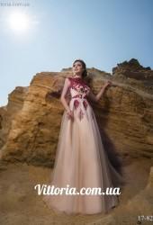 Вечернее платье 17-825